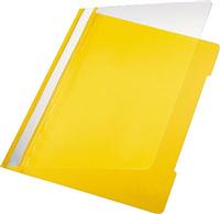 Schnellhefter, gelb, Inh. 5 5 Star 312613