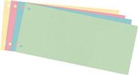 Trennstreifen, farblich sortiert, Inh. 100 5 Star 853345
