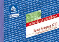 KassaAusgang AVERY Zweckform 1710