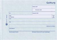 Quittungen m.MwSt-Nachweis AVERY Zweckform 1250