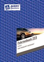Fahrtenbuch PKW AVERY Zweckform 223