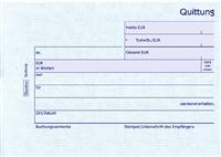 Quittungen mit MwSt-Nachweis AVERY Zweckform 302