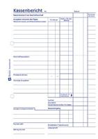 Kassenbericht AVERY Zweckform 305