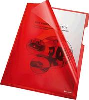 Klarsichthüllen A4 bene 205000 rot