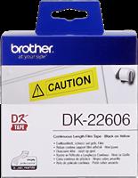 Etiquetas Brother DK-22606