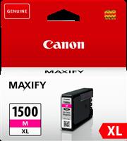 Cartucho de tinta Canon PGI-1500m XL