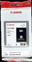 Cartucho de tinta Canon PFI-103bk