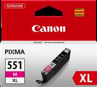Cartouche d'encre Canon CLI-551M XL