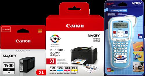 Canon MB 2750 PGI-1500 XL MCVP
