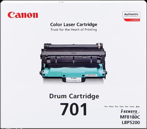 Canon 701drum