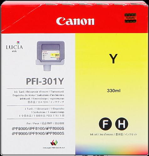 Canon PFI-301y