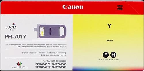 Canon PFI-701y