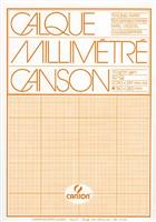 Transp.-Millimeterpapiere, , Block, 70-75 g CANSON 17145