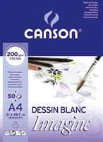 Zeichenpapier CANSON 200006008