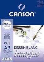 Zeichenpapier CANSON 200006007