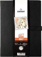 Skizzenbuch, , sw, Hardcover, crobart, 96 g CANSON 6461