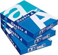 Kopierpapier A3 80g weiß Inh. 500 Blatt Double A DA A3