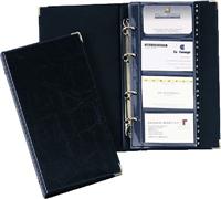 Visitenkartenringbuch VISIFX DURABLE 2383-01
