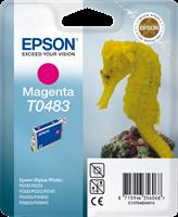 Cartucho de tinta Epson T0483
