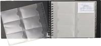Visitenkartenbuch Exactive green filing Exacompta 75134E