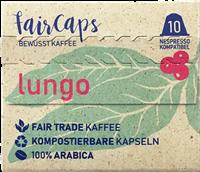 Kaffee Kapsel Faircaps