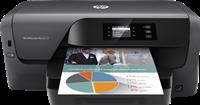 Impresora de inyección de tinta HP Officejet Pro 8210