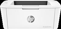 Schwarz-Weiß Laserdrucker HP LaserJet Pro M15a