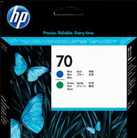 Cabezal de impresión HP 70