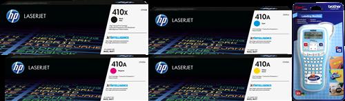 HP Color LaserJet Pro MFP M377dw PROMO 410A MCVP