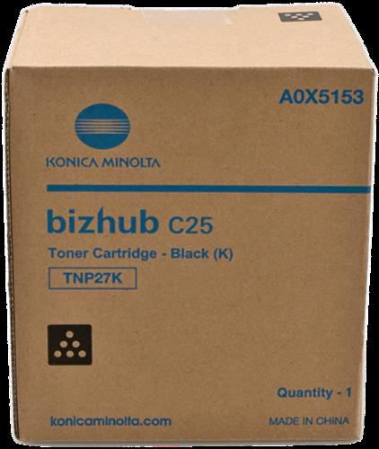 Konica Minolta bizhub C25 A0X5153