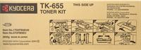 Tóner Kyocera TK-655