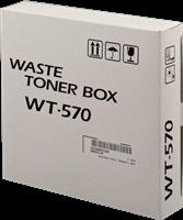 Bote residual de tóner Kyocera WT-570