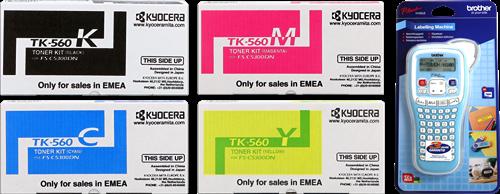 Kyocera TK-560 MCVP
