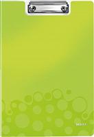 Klemmbrett WOW, grün metallic Leitz 4199-00-64