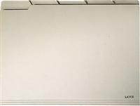 Einstellmappe mit Tab 2434 Leitz 2434-00-11