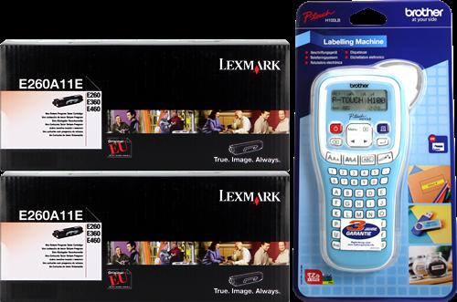 Lexmark E260A11E MCVP