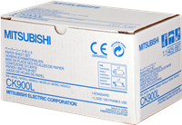 Ruban encreur Mitsubishi CK900L