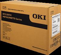 Wartungs Einheit OKI 45435104