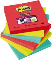 Super Sticky Notes Post-It 6546SJ
