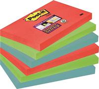 Super Sticky Notes Post-It 6556SJ