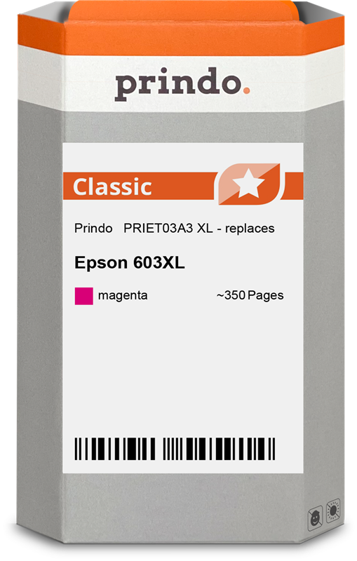 Druckerpatrone Prindo PRIET03A3