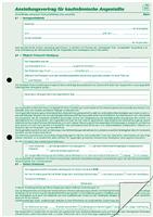 Anstellungsvertrag kfm. Angestellte RNK 541/10