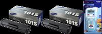 Value Pack Samsung MLT-D101S MCVP