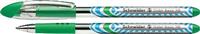 Kugelschreiber Slider Basic XB grün Schneider 151204