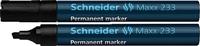 Permanent-Marker 233 Schneider 123301