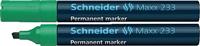 Permanent-Marker 233 Schneider 123304