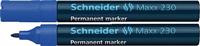 Permanent-Marker 230 Schneider 123003