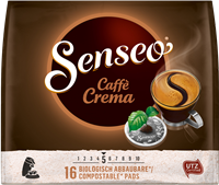 Kaffeepads Senseo Caffè Crema UTZ-SG