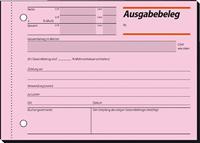 Ausgabebeleg Sigel AG615