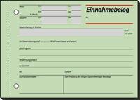 Einnahmebeleg Sigel EB615